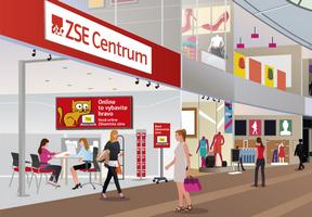 e31b5873e0 Nové moderné ZSE Centrum v OC Central Bratislava - ZSE