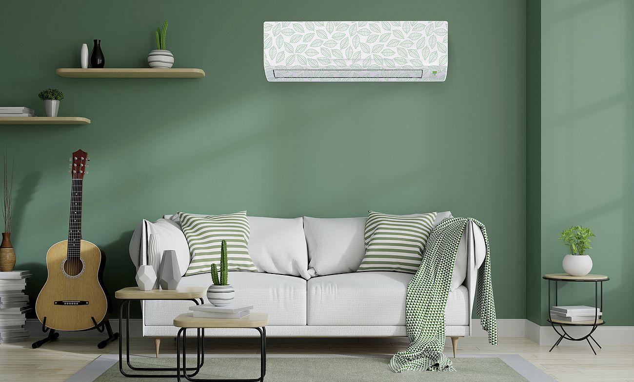 Dizajnová klimatizácia