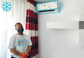 Montáž klimatizácie od ZSE